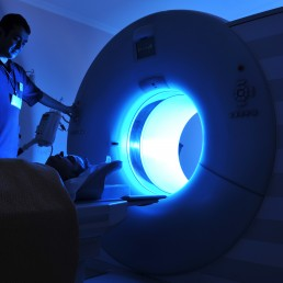 Two-thirds of MRI scanners around the world use UQ's MRI image technology